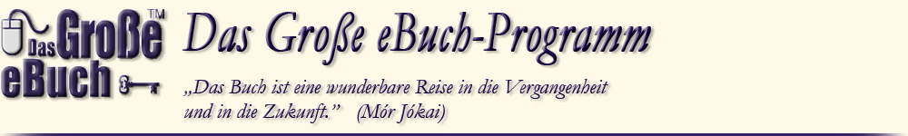 Das Große eBuch-Programm